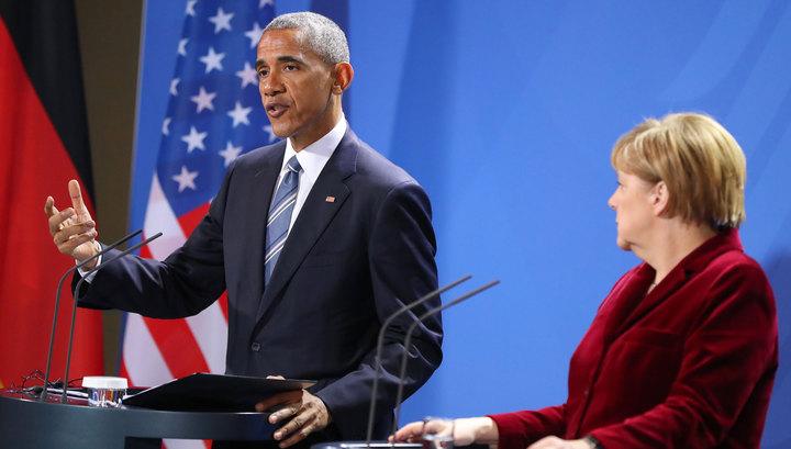 """""""Новый, худший мир"""": Обама о тяжелом наследии Америки"""