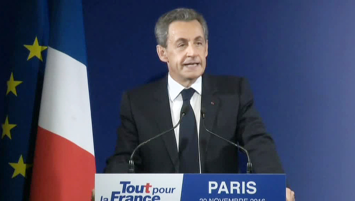 Николя Саркози снова уходит из политики