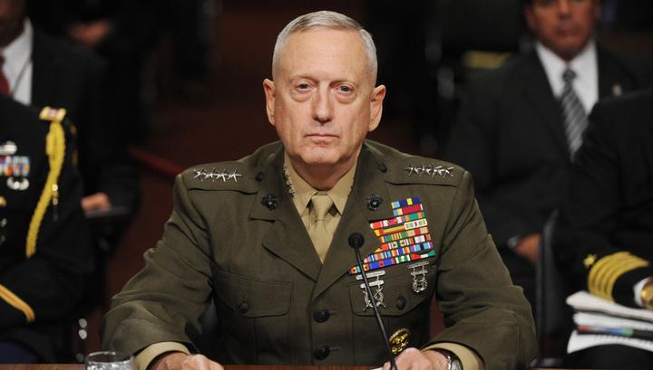 Глава Пентагона уверен, что ООН разрешила США воевать в Сирии