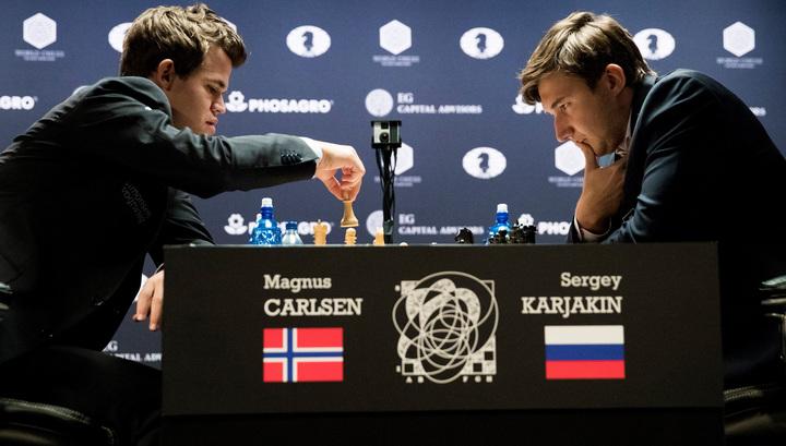 Каспаров тренирует норвежца и недолюбливает Карякина