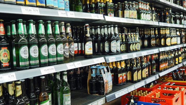 Возраст продажи алкоголя могут повысить