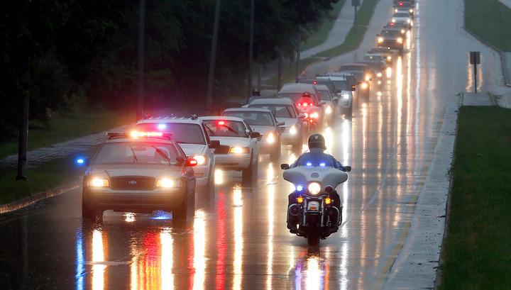 Стрельба в Кентукки: два человека погибли, четверо ранены