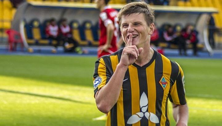 Аршавин вошёл в пятерку лучших игроков чемпионата Казахстана