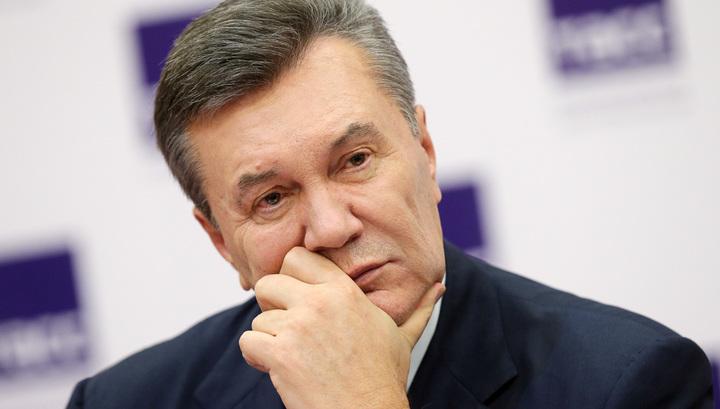 ЕС снял санкции с экс-президента Украины Виктора Януковича