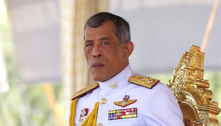 Принц Маха Вачиралонгкон стал таиландским королем Рамой X