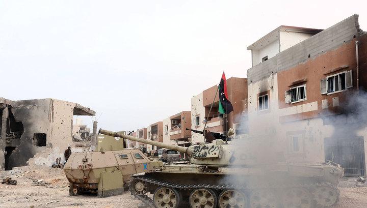 Бои за Триполи: 121 погибший, 561 раненый