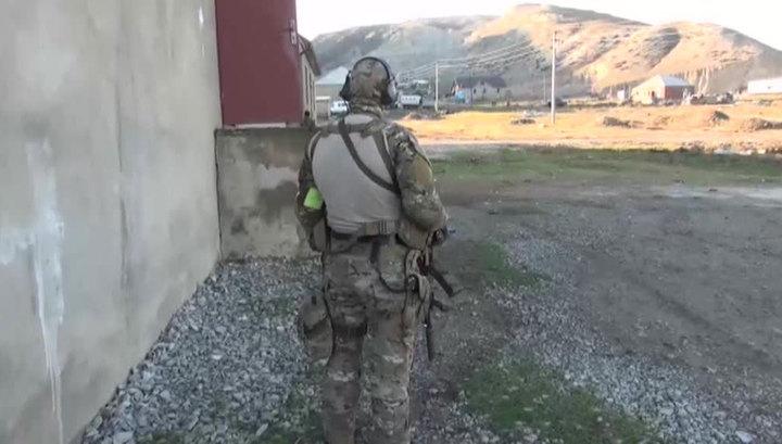 В Дагестане ликвидирован лидер группировки ИГ