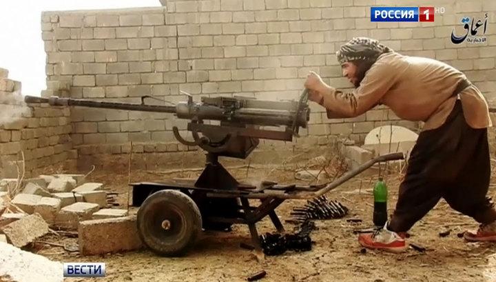 Сирийская армия отбивается от крупных сил террористов. Уничтожены десятки боевиков