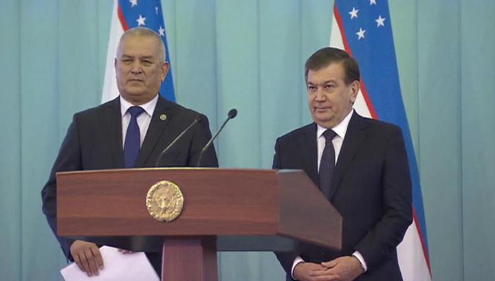 На выборах в Узбекистане победил Шавкат Мирзиёев