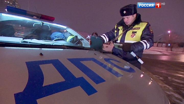 Водитель сбил в Москве двух человек и скрылся