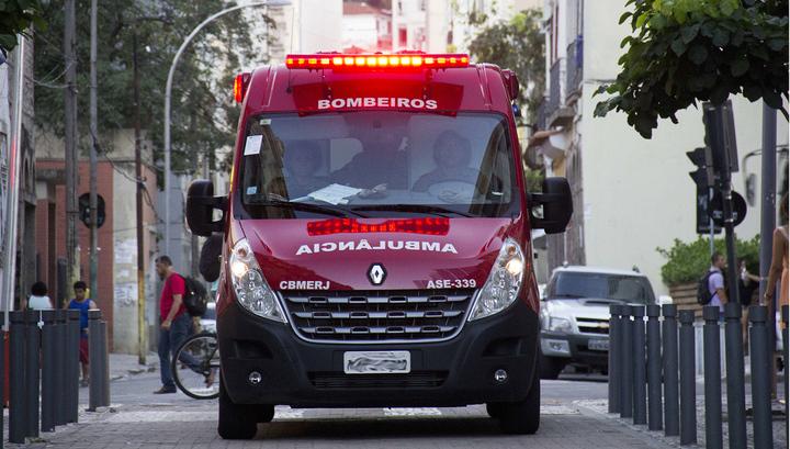 ДТП в Бразилии: 13 человек погибли, 39 ранены