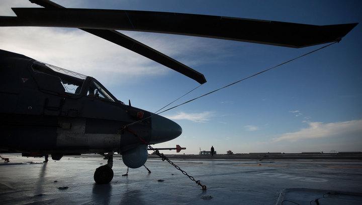 """""""Адмирал Кузнецов"""" покидает Сирию: Минобороны сокращает группировку войск"""