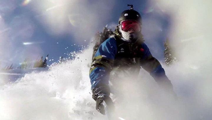Старт женского горнолыжного слалома отложили на час из-за непогоды