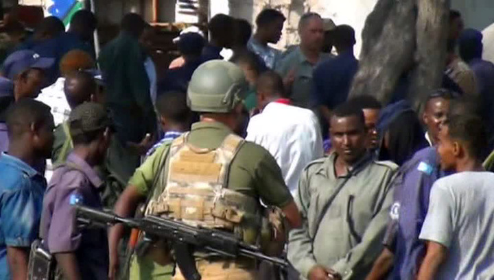 Теракт в Могадишо устроила