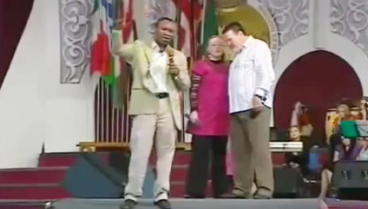 Мошенник из Африки вернулся на Украину проповедовать и зарабатывать