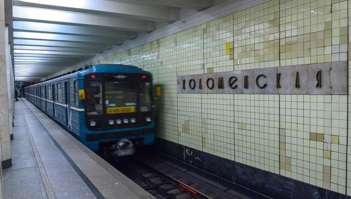 На выходные в московском метро закроются три станции зеленой ветки