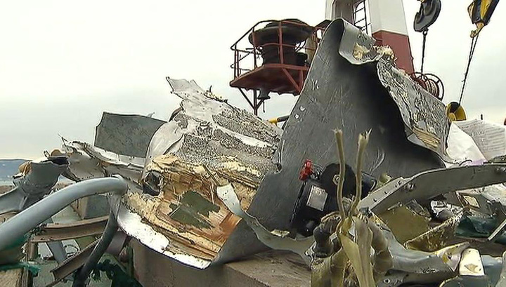 Комиссия по расследованию катастрофы Ту-154: основные выводы на 29 декабря