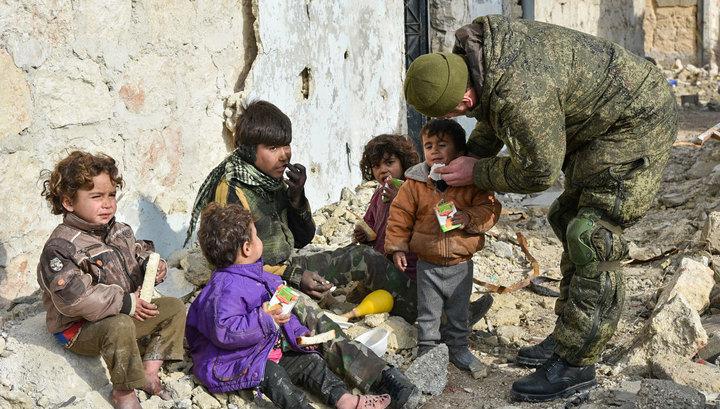 В Мосуле обнаружили 48 детей, вывезенных из России