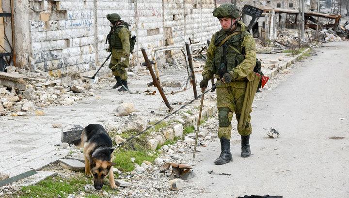В Дейр-эз-Зоре обезвредили более 400 бомб