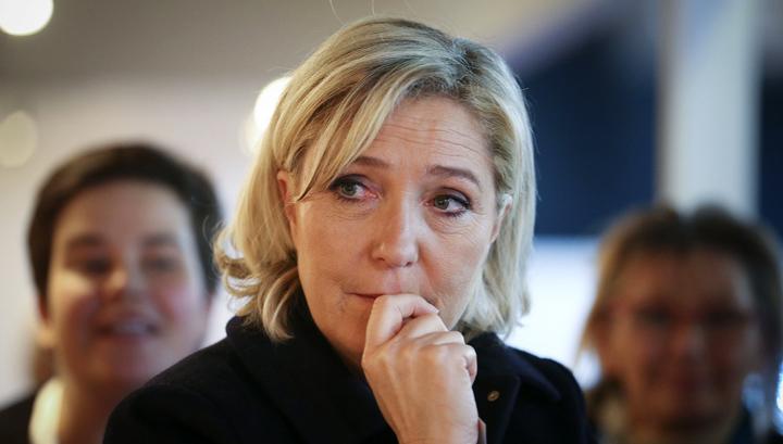Марин Ле Пен пока не планирует посещение Украины