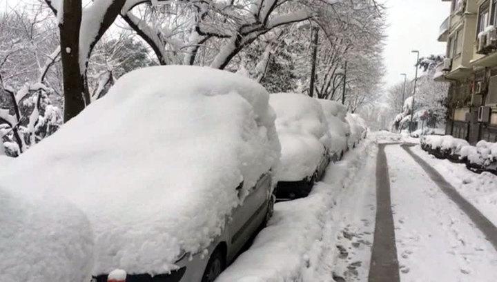 Январь в марте: синоптики обещают в столичном регионе морозы и снегопады