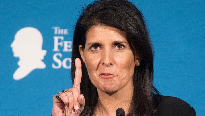 Штаты раскритиковали решение ООН по гражданскому обществу