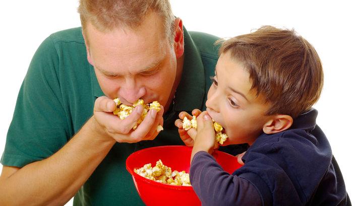 Тщательное пережёвывание пищи укрепляет иммунную систему.