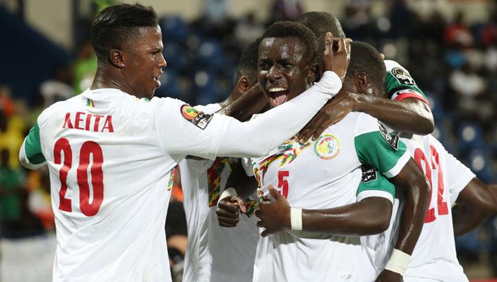 ставки на матч Лесото Сенегал