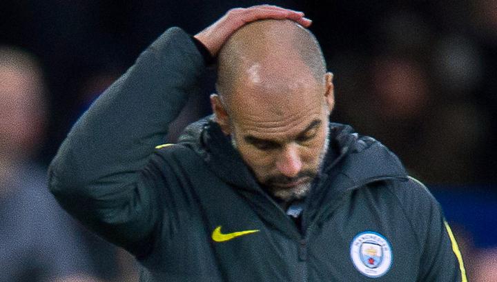 """ФИФА может забанить трансферы """"Манчестер Сити"""""""