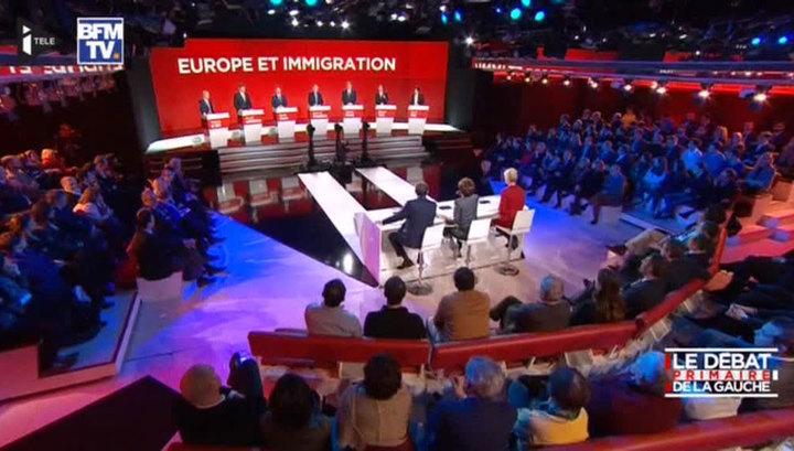 Праймериз французских социалистов: битва экс-министров