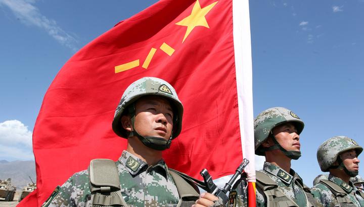 Китай обвинил ВМС США в нарушении территориальных вод