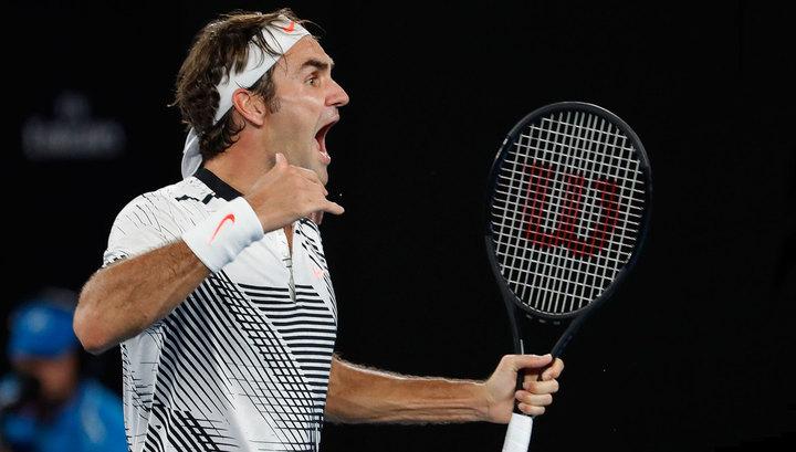 Теннисист Федерер снова возглавил рейтинг самых дорогих имен мирового спорта