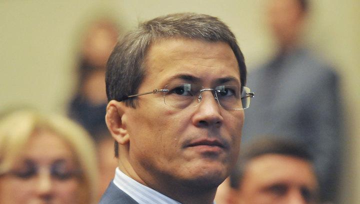 Правительству и депутатам Башкирии представили врио главы Радия Хабирова