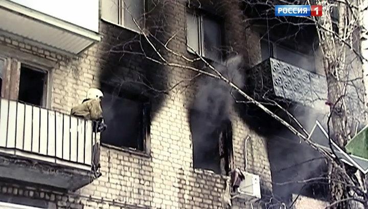 В пятиэтажке в Башкирии взорвался газ