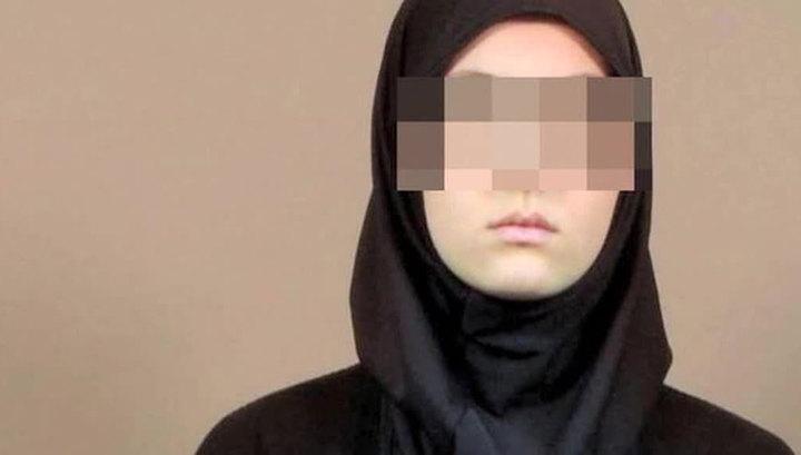 В Германии школьница-исламистка получила 6 лет тюрьмы за нападение на полицейского