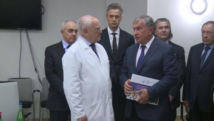 """Топ-менеджеры """"Роснефти"""" пожертвуют 266 миллионов на борьбу с раком"""