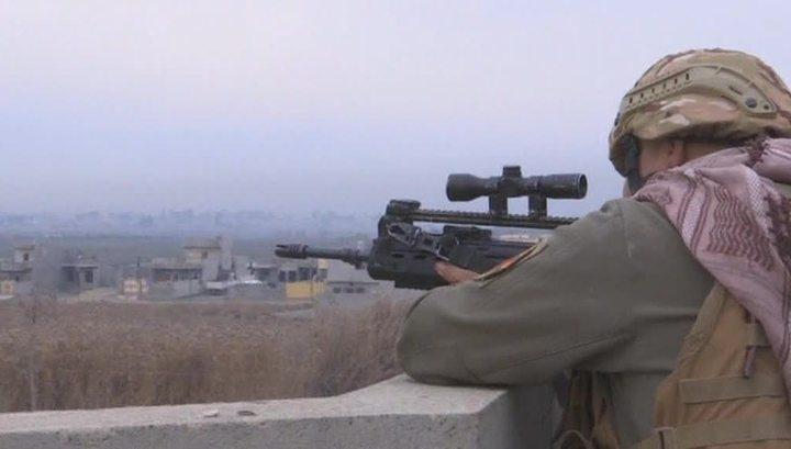Трамп: США могут использовать Ирак как базу для действий в Сирии