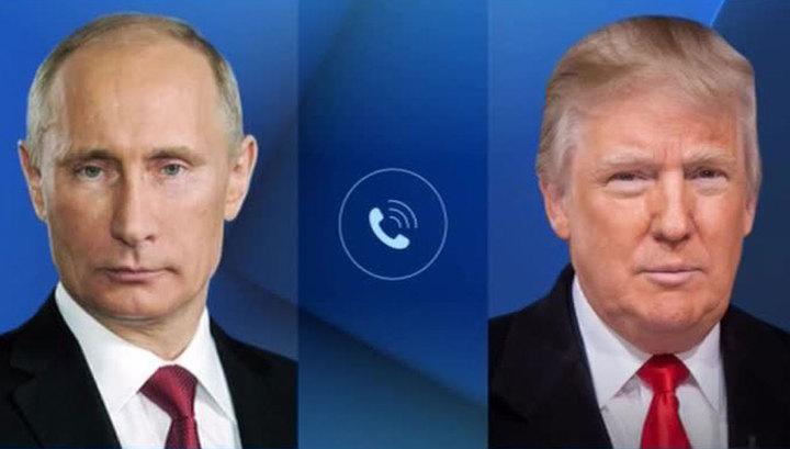 Западные СМИ остались недовольны результатами телефонного разговора Путина и Трампа