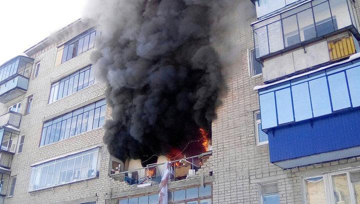 Взрыв газа в башкирской пятиэтажке произошел во время ремонта