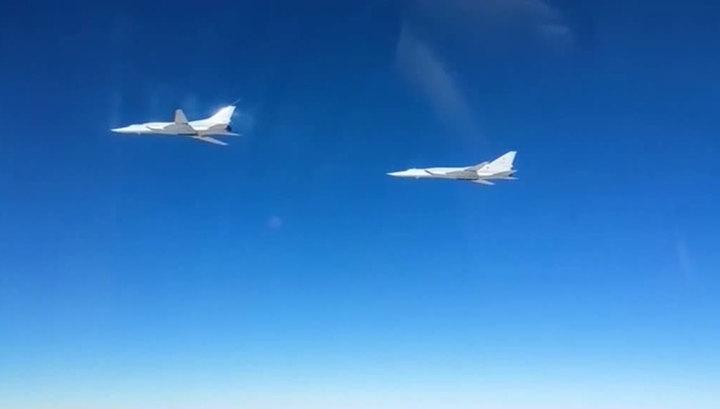 Минобороны: за 2 недели в Сирии ВКС России совершили 1417 боевых вылетов