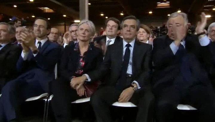 Кандидат в президенты Франции ответил на вопросы прокуратуры