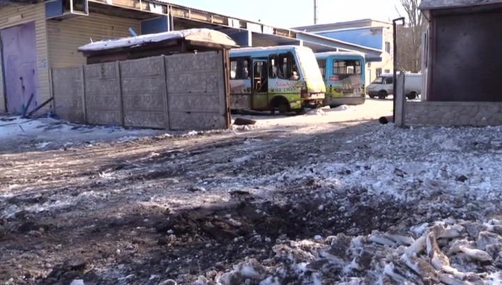 В центре Краснодона в ЛНР произошел взрыв у здания Дома культуры