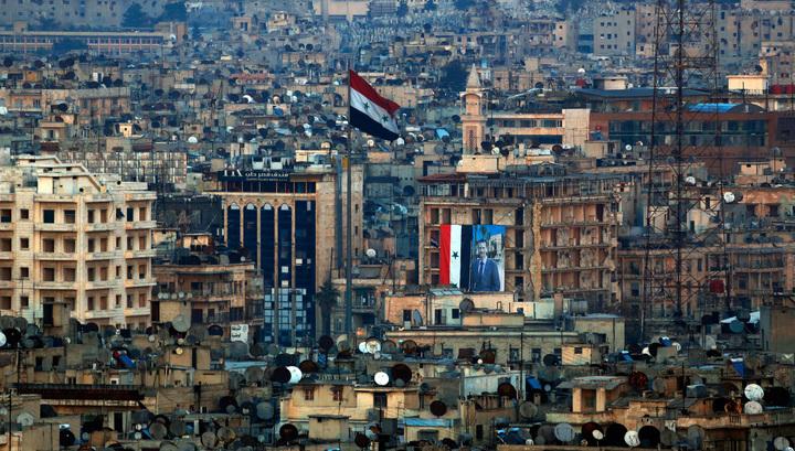 Россия подозревает США в попытках расчленить Сирию