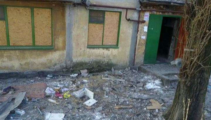 Корреспондент ВГТРК сообщает о массированном обстреле Донецка