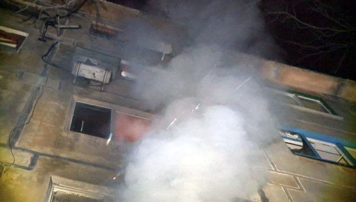СКР установил, кто обстреливал Донбасс 9 мая