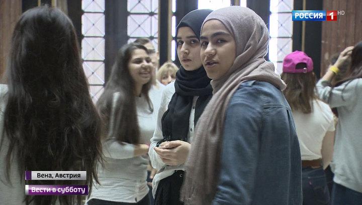 Австрия: битва за хиджаб
