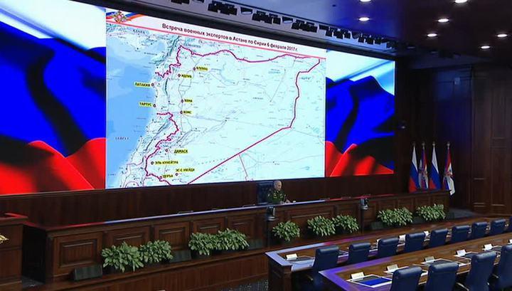 Путь к Пальмире. Армия Сирии при поддержке ВКС России берет господствующие высоты