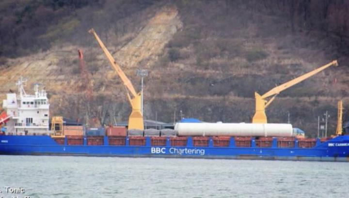 У берегов Нигерии пираты пленили российских моряков