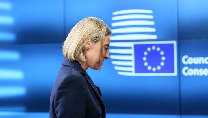 Могерини: ЕС не строит европейскую армию