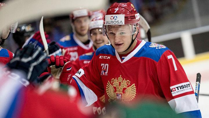 Ярославль впервые примет официальный матч сборной России по хоккею